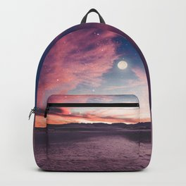 Moon gazing Backpack