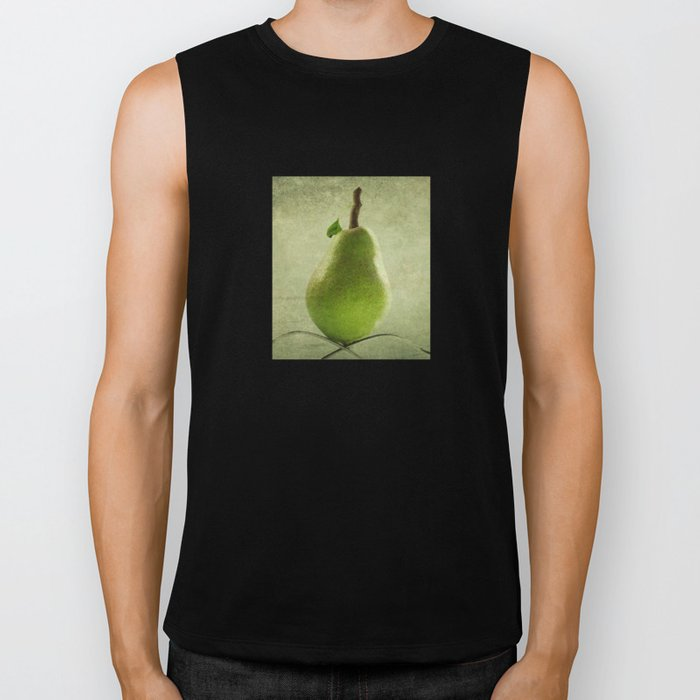 Pears Still Life for home decors Biker Tank