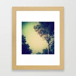 Arbre Framed Art Print