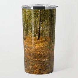 Autumn in the Woods Travel Mug