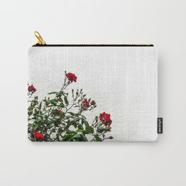 Rambling Roses Carry-All Pouch