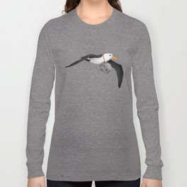 The Rime of the Ancient Mariner Long Sleeve T-shirt
