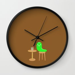 lets have a Drink Wall Clock