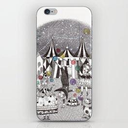 Night Carnival iPhone Skin