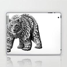 Ornate Bear Laptop & iPad Skin