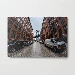 DUMBO, Brooklyn Metal Print
