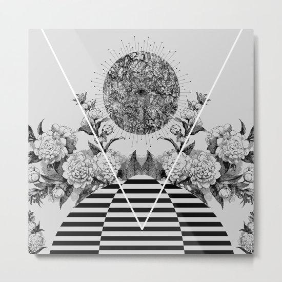 MANTIS ii Metal Print