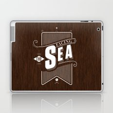 Facing The Sea Laptop & iPad Skin