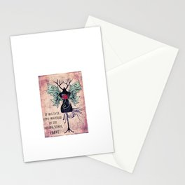 Wrong Story Stationery Cards