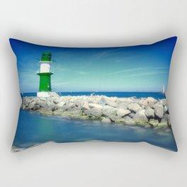 Lighthouse III Rectangular Pillow