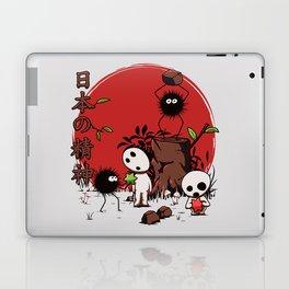 Kodamas & Susuwataris Laptop & iPad Skin