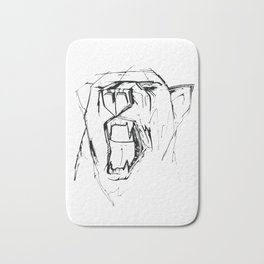 Grizz Bath Mat