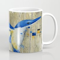 technology Mugs featuring The Thing with Technology... by Amy Taylor