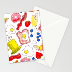 Brunch with me Stationery Cards