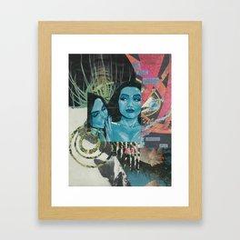 gemini season 2 Framed Art Print