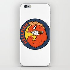 The Flying Hellfish iPhone & iPod Skin