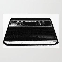 Old Video Game Rug