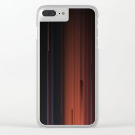 Skiff the Ebb & Flow Clear iPhone Case