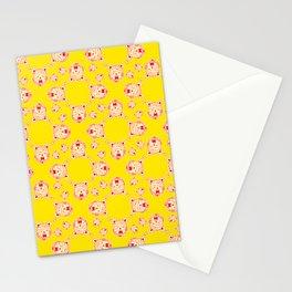 Bepo Pattern Stationery Cards