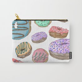 Mmm, Donuts Carry-All Pouch