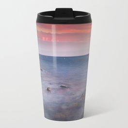 """Living...."" Love the sea.... Travel Mug"