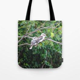 Kookaburras Tote Bag