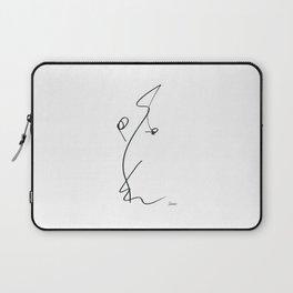 Demeter Moji d19 3-3 w Laptop Sleeve