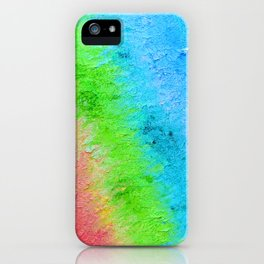 """Sign Painter Palette"" Oil Painting iPhone Case"