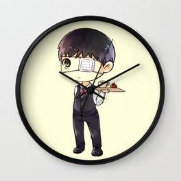 Chibi Kaneki Ken Great6 - TOkyo Ghoul Wall Clock