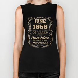 June 1956 Sunshine mixed Hurricane Biker Tank