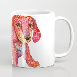 Mini Dachshund  Coffee Mug