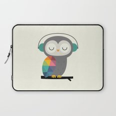 Owl Time Laptop Sleeve