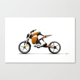VITESSE :: R01 Concept Canvas Print
