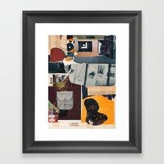 Veritable II Framed Art Print
