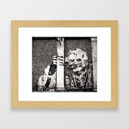 Il Papa Framed Art Print