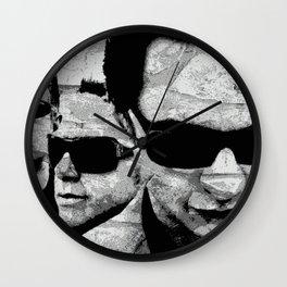 Music Of Faith & Devotion For Mode Masses Wall Clock