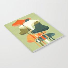 Little mushroom Notebook