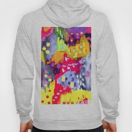 Painted Party Hoody