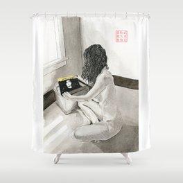 Transformative Shower Curtain