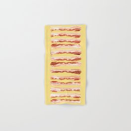 Bacon, Raw Hand & Bath Towel