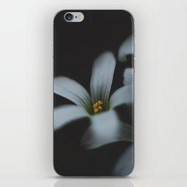 Detailed flower iPhone Skin