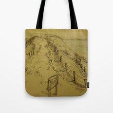 Beacons Sketch Tote Bag