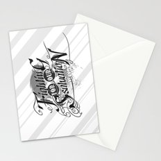 Figthing For Our Salvation Stationery Cards