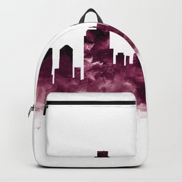 Melbourne Skyline Backpack