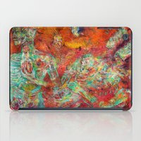 biology iPad Cases featuring Synthetic Biology by Lennon Michalski