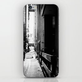 Dreaming of Better Days iPhone Skin