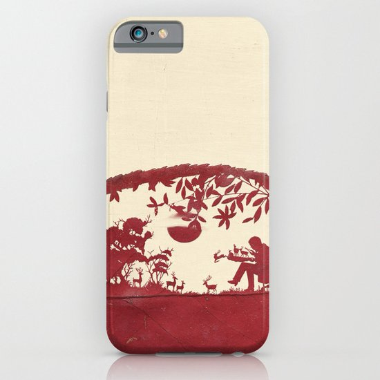 The Deer Maker iPhone & iPod Case