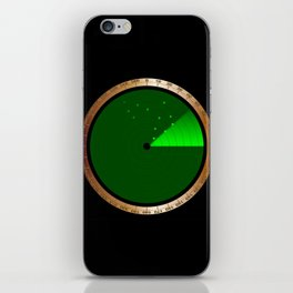 Detected Radar iPhone Skin