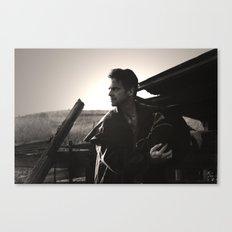 Cowboy 4 Canvas Print