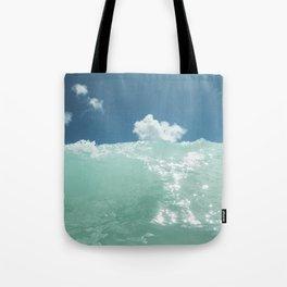 Hawaii Water V Tote Bag